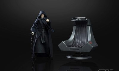 "Star Wars Black Series ""Emperor Palpatine with Throne"" Ön Siparişte !"