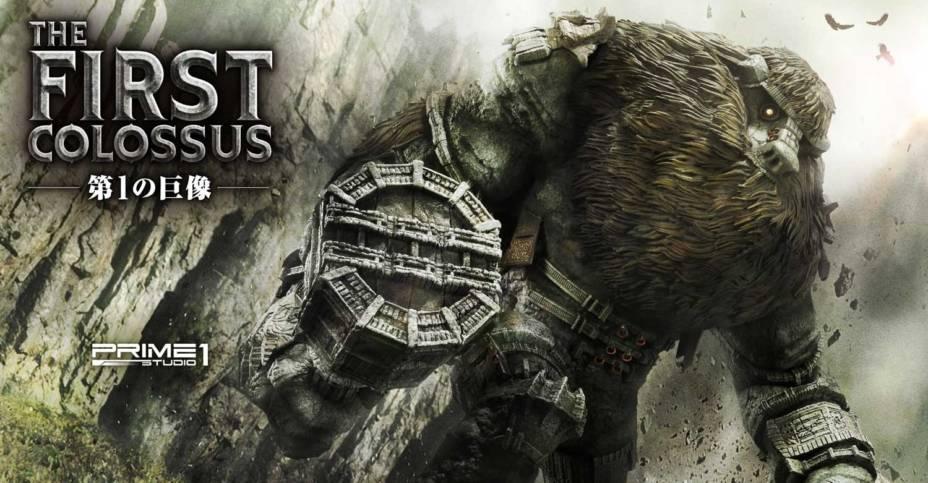 Prime 1 Studio: Shadow of the Colossus - İlk Colossus Heykeli!