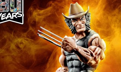 "Marvel Legends: ""Marvel 80th Anniversary"" Cowboy Logan ön-siparişte!"
