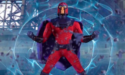 Mezco Toyz: Marvel One:12 Collective MAGNETO