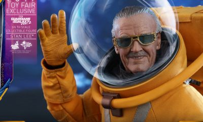 Hot Toys: Guardians of the Galaxy Vol. 2 – Stan Lee (Toy Fair Özel) Figürünü Duyurdu!