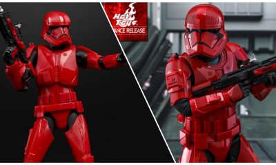 Star Wars Black Series ve Hot Toys: Sith Trooper Figürleri Geldi!