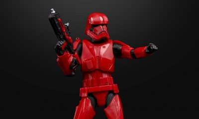 Hasbro Star Wars Black Series: Sith Trooper Kutu Görselleri Geldi!