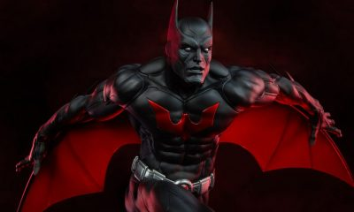 Sideshow Collectibles: Batman Beyond Premium Format Figürü!