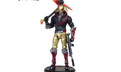 McFarlane Toys: Fortnite Amazon Exclusive - Red Strike Figürü!