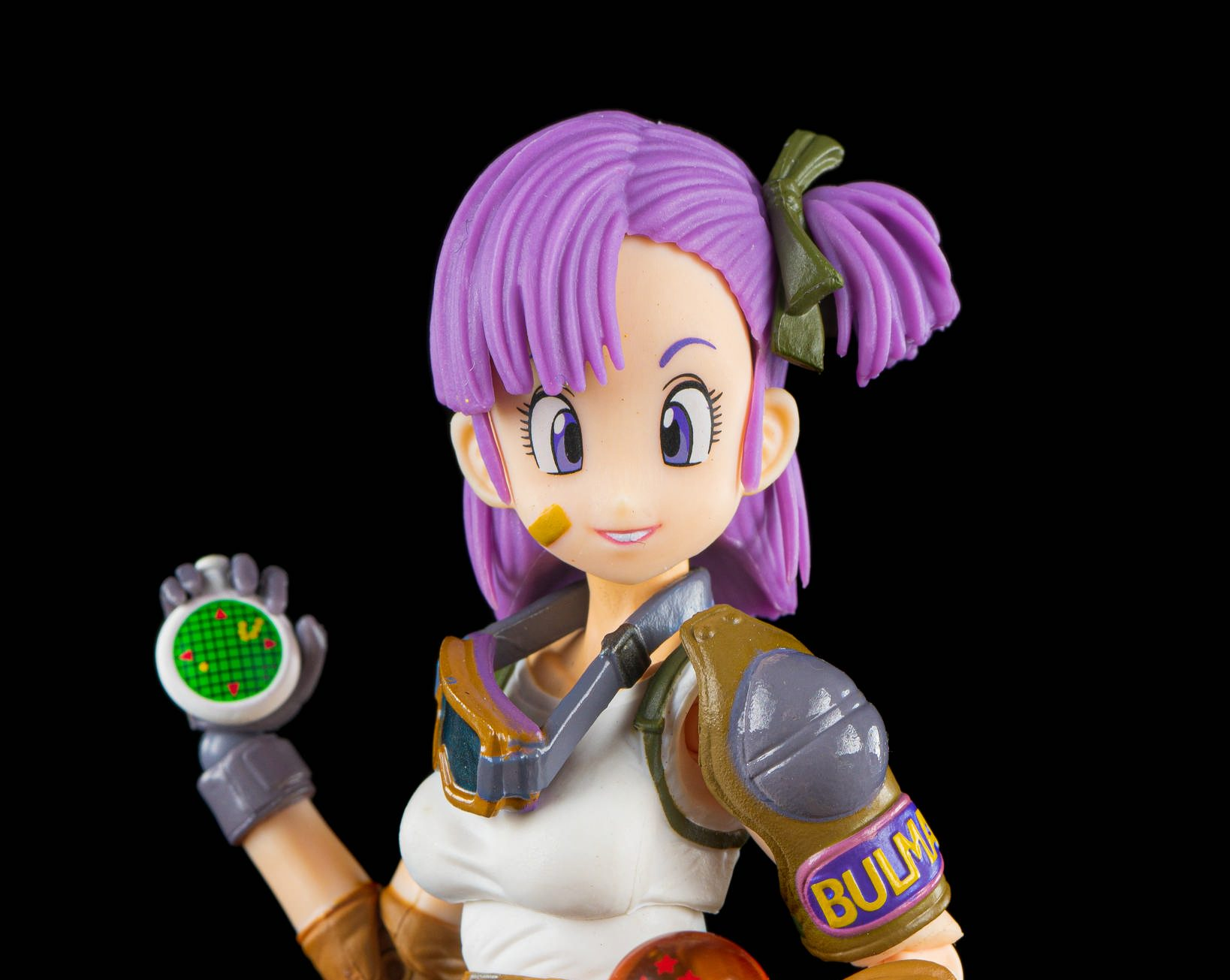 S.H. Figuarts: Dragon Ball - Hong Kong Exclusive Bulma Figürü!