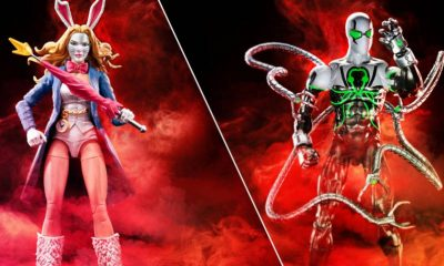 Hasbro Marvel Legends: Superior Octopus & White Rabbit Figürlerinden İlk Görseller!