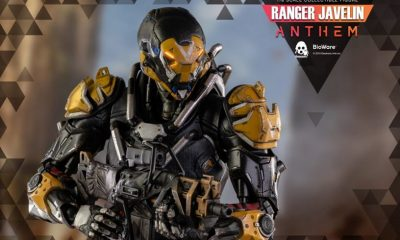 Threezero'dan: 1/6 Collective ANTHEM Ranger Javelin Figürü!