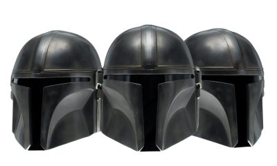 Chronicle ve EFX: The Mandalorian – Replica Mandalorian Helmet