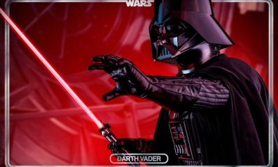 Hot Toys: Star Wars Return of the Jedi 1/4 Ölçekli Darth Vader!