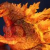 NECA: Godzilla King of The Monsters - Burning Godzilla Figürü!