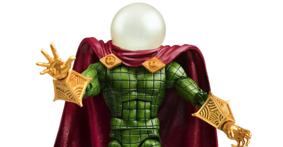 Hasbro: Marvel Legends Vintage Collection Mysterio Figürü!