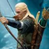 Iron Studios: Lord of the Rings Legolas Heykeli!