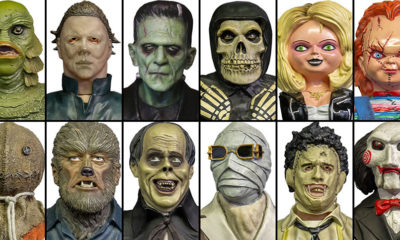 "Trick or Treat Studios: Yeni ""Horror Mini Bust"" Serisi!"