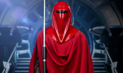 Sideshow Collectibles: Star Wars Royal Guard Premium Format Figürü!