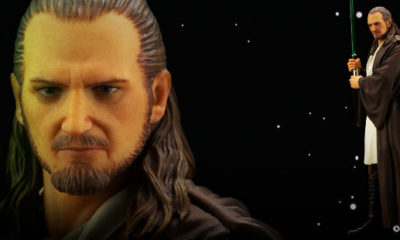 Yeni Kotobukiya Star Wars: The Phantom Menace – Qui-Gon Jinn ARTFX+ Heykeli!